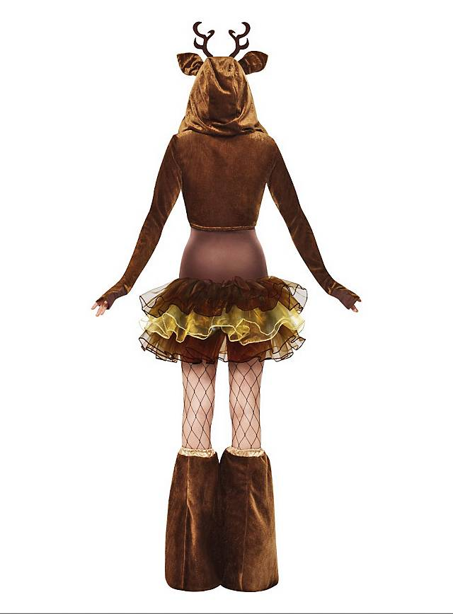 Christmas Reindeer Sexy Costume - maskworld.com